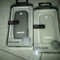 CAPDASE Softjacket Xpose Soft Cover Casing Case Nokia Asha 305 / 306