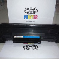 HP 78A Black LaserJet Toner Cartridge (CE278A) Compatible