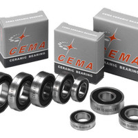 Ceramic Bearing Cema Wheelset 608