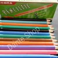 Penciltic / Pen Zebra / Pen warna warni
