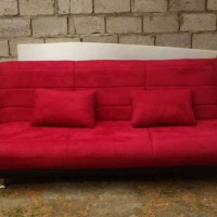 Sofabed sofa bed bludru sofabed suede sofabed apartment living room