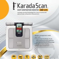 OMRON HBF-375 KaradaScan Body Composition