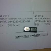 Buzzer Sony Xperia Z Ultra C6802 Original Bt