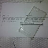 Hardcase Sony Xperia M C1905 Bening