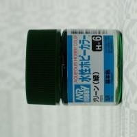 Mr. Aqueous Hobby Color H6 Green