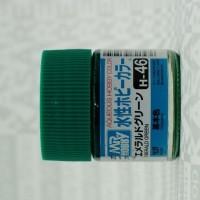 Mr. Aqueous Hobby Color H46 Emerald Green