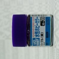 Mr. Aqueous Hobby Color H39 Purple