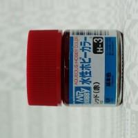 Mr. Aqueous Hobby Color H3 Red