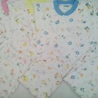 Setelan Piyama Anak Kancing Depan