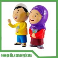 "Boneka Cerdas ""Hafiz Talking Doll"""