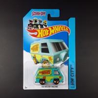 Hot Wheels - The Mystery Machine Scooby Doo