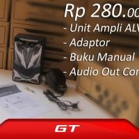 Ampli Gitar Mini Portabel Alv Fireamp Gt