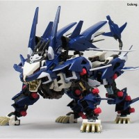 Zoids : Liger Zero Jager (Kotobukiya) ~ Ori. #B13