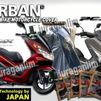 Jual Cover/selimut/pelindung motor URBAN - EXTRA JUMBO KHUSUS NMAX & PCX Murah