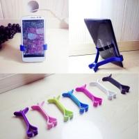 Multi-stand Hp & Tablet - Inovatif mobile bracket ,Holder Jepit