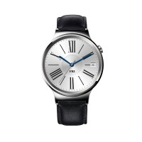 harga Huawei Watch Stainless Steel With Black Suture Leather Strap Tokopedia.com