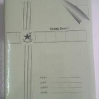 Buku Kotak Besar Obor (Isi 10pc)