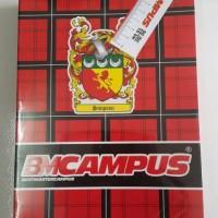 Buku Tulis BM Campus 50lbr (Isi 10pc)