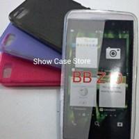 Silikon bb Z10 kondom jelly softcase blackberry Z 10