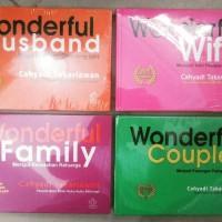 harga Paket Seri Wonderful Family - Cahyadi Takariawan Tokopedia.com