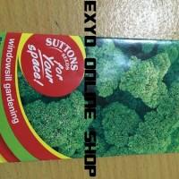 Benih Sayuran Herbs Import UK Limited Parsley Envy Peterseli Daun sup