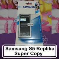 Baterai Batrai Batre Battery Samsung S5 Replika Super Copy