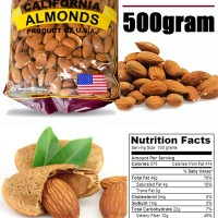 Uncle Cooks Almonds