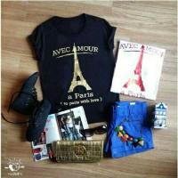 harga Kaos Paris Tokopedia.com
