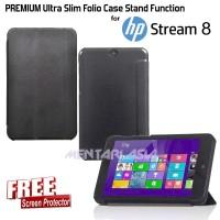 harga Flipcover Hp Stream 8 : Premium Ultra-sliim Stand Function (+ Free Sp) Tokopedia.com