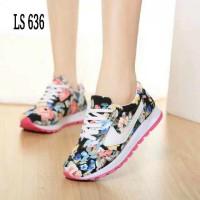 harga Promo Sepatu Cewek Nike/converse/new Balance Import Korea Murmer Sale Tokopedia.com