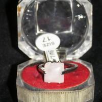 Cincin Batu Akik SULAIMAN SUSU Kotak size 17 Untuk Pria Wanita Muda