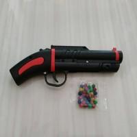 MAINAN PISTOL PELURU MODEL LONDO K / AIRSOFT GUNS