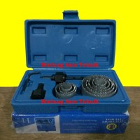 Hole Saw / Holesaw Set Kit 11 Pcs C-MART