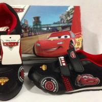 harga Sepatu Anak - Disney Racing Cars - Black Red (sz.31-35) Tokopedia.com