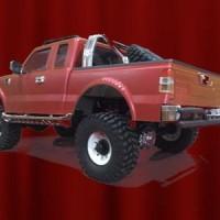 RC CAR CROSS 4X4 WD KIT