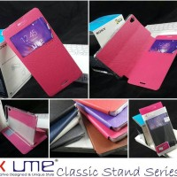 harga Cover Case Sony Xperia M4 Aqua Flip Case Ume Classic Tokopedia.com