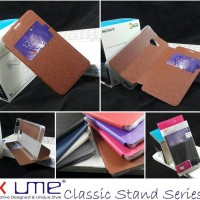 harga Cover Case Acer Liquid Z220 / M220 Flip Case Acer Z220 Ume Classic Tokopedia.com