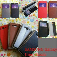 Cover Case Samsung Galaxy Grand Duos I9082 Flip Case Ume Classic