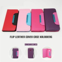[M.G]Leather Case Wallet Kalaideng Smartfren Andromax T
