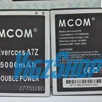 Baterai Battery Cross Evercoss A7Z 5000mAh MCOM Double Power