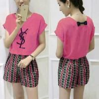 Set YSL Pink