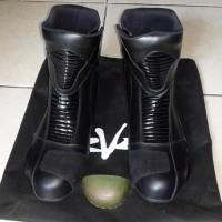 harga Sepatu Boots Touring Bikers, Rvr Vortec, Safety Boots Dengan Steel Toe Tokopedia.com