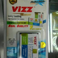 harga Baterai Vizz Nokia Bp-4l Bp 4l 2350mah Tokopedia.com