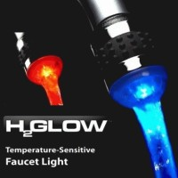 WATER GLOW/LED FAUCET