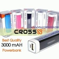 POWER BANK CROSS 3000MAH