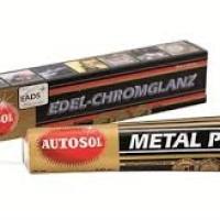 Pembersih Pengkilap Besi & Logam AUTOSOL / Metal Polish AUTOSOL (50gr)
