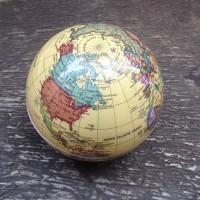 harga Globe Bola Dunia Solar Power Tenaga Surya, Berputar Tanpa Baterai Tokopedia.com