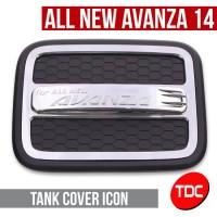 TANK COVER /TUTUP BENSIN ALL NEW AVANZA / XENIA 2012 VARIASI MOBIL TDC