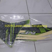 harga Stiker/stripping Body Jupiter Mx 135 2013 Hijau Tokopedia.com