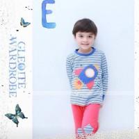Baju Piyama Anak Merk Gw
